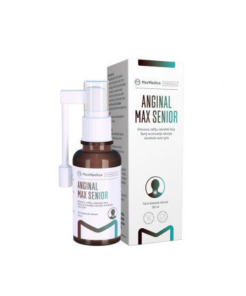 Angal max senior spray