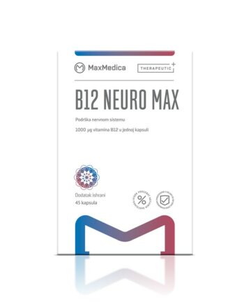 B12 Neuro Max capsules