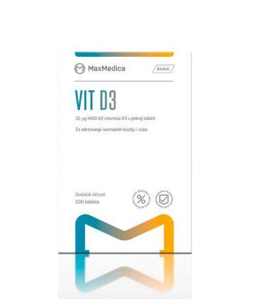 Vitamin D3 capsules