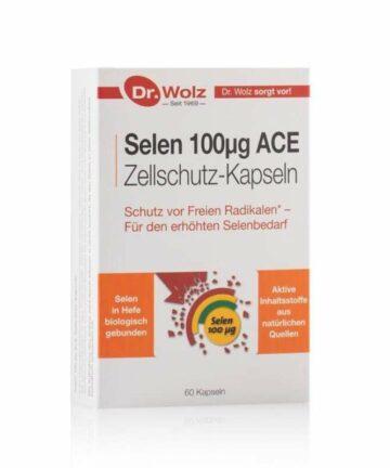 Dr.Wolz ACE+Se capsules