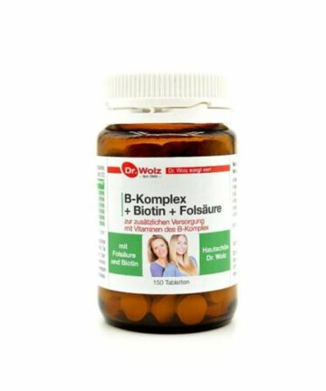 Dr.Wolz B-complex 150 tablets
