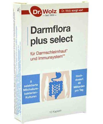 Dr.Wolz Darmflora Plus select 10cps
