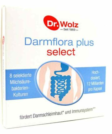 Dr.Wolz Darmflora Plus select cps