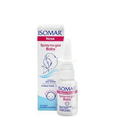 Isomar isotonic baby spray