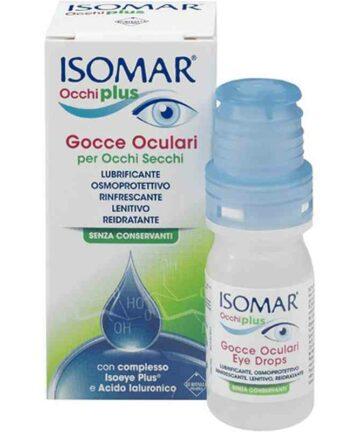 Isomar plus eye drops