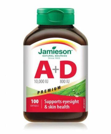 Jamieson AD capsules