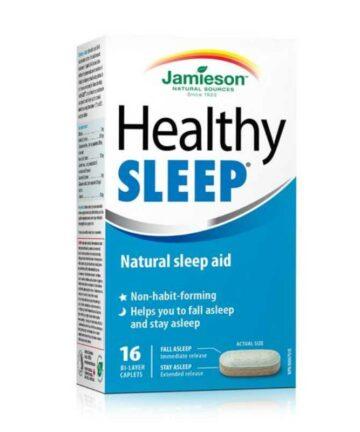 Jamieson Healthy Sleep tablets