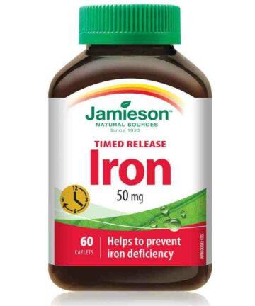 Jamieson Iron 50mg x60