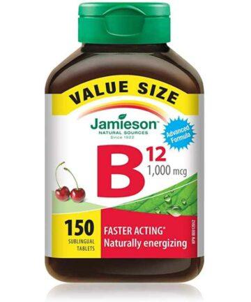 Jamieson Vitamin B12 sublingval