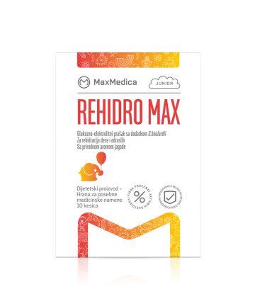 Rehidromax electrolites