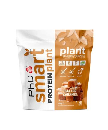 PhD Smarr Protein Plant salted caramel