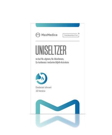 MaxMedica Uniseltzer capsules