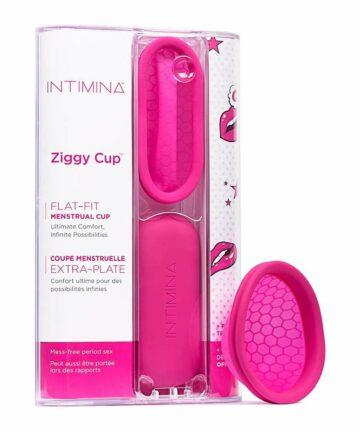 Ziggy cup menstrual cup