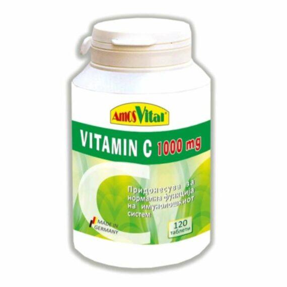 Amos Vital tablets 1000mg x120