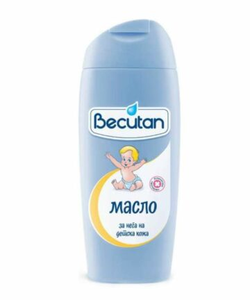 Becutan baby oil