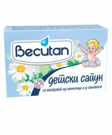 Becutan Kids toilet soap chamomile