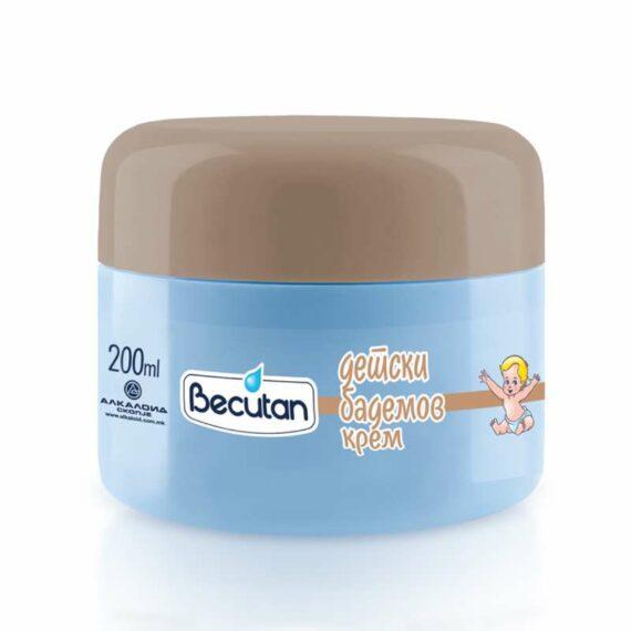 Becutan kids almond cream 200ml