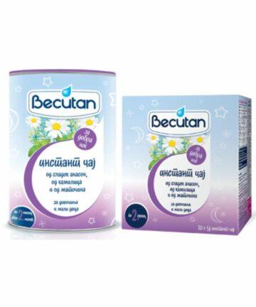 Becutan Good night tea