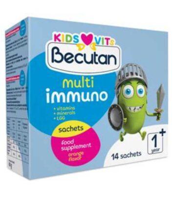 Becutan Kids Vits Multiimmuno sagets