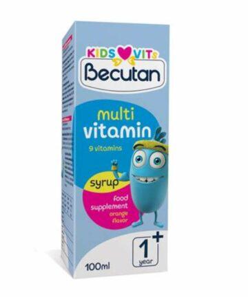 Becutan Multivitamin sirup