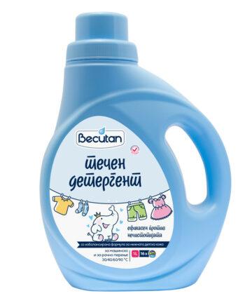 Becutan Liquid Detergent