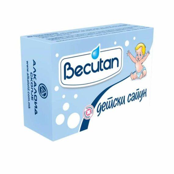 Becutan Kids toilet soap