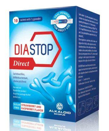 Diastop direct sagets