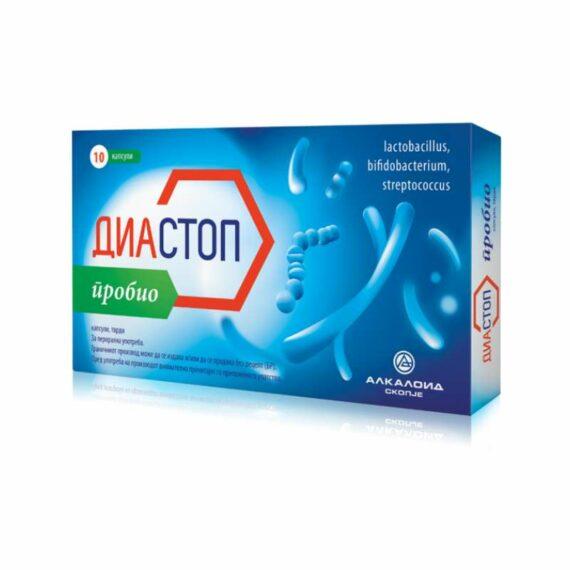 Diastop probio Alkaloid probiotic