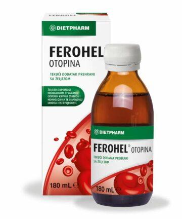 Dietfarm Ferohel solution