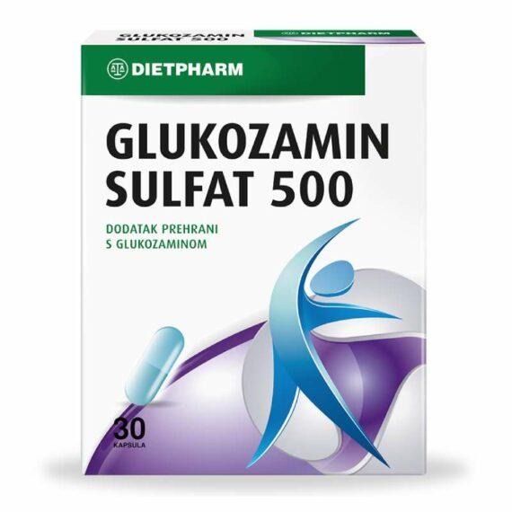 Dietfarm Glucosamine Sulfat