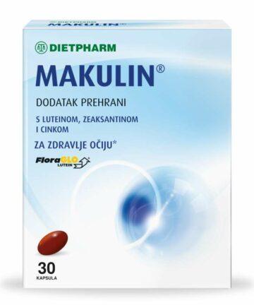 Dietfarm Makulin capsules