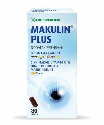 Dietfarm Makulin plus capsules