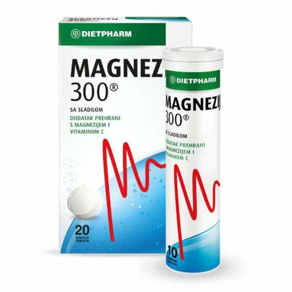 Dietfarm Magnesium 300mg effervets