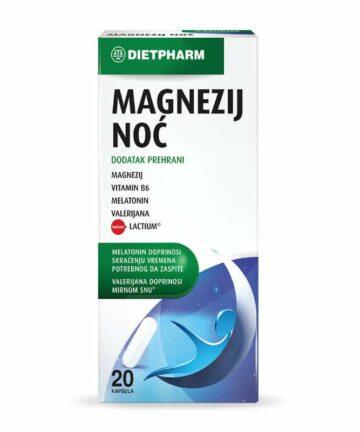 Dietfarm Magnesium night capsules