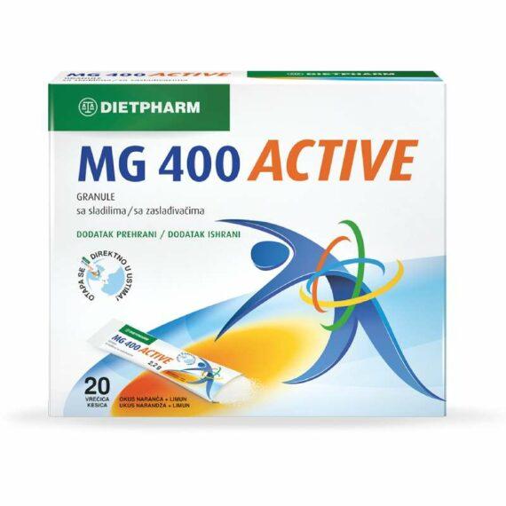 Dietfarm Mg 400 active sagets