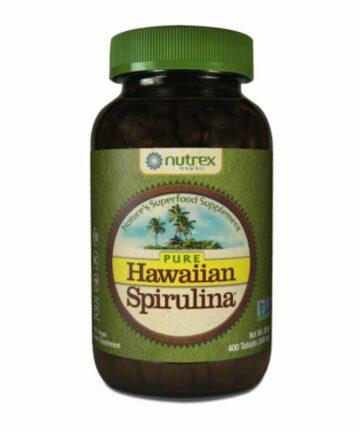 Hawaii Spirulina tablets x400
