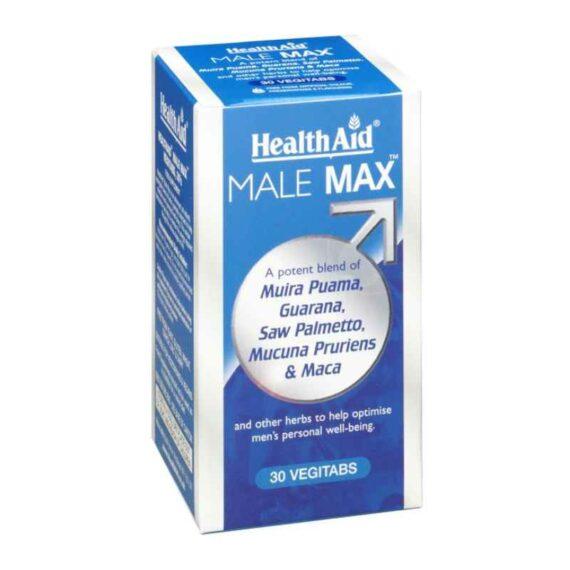 Health Aid Male Max tablets