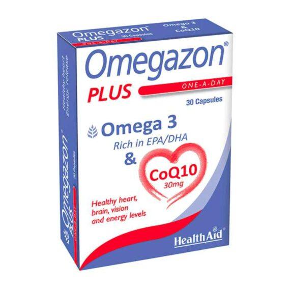 Health Aid Omegazon capsules