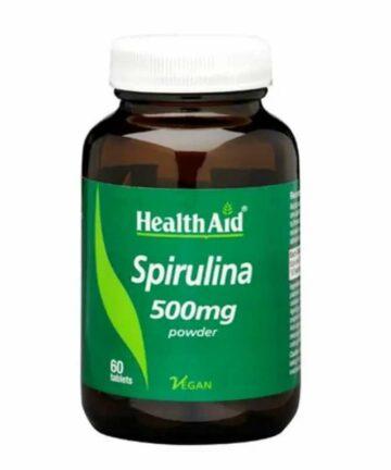 Health Aid Spirulina powder