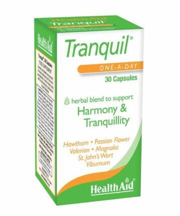 Health Aid Tranquil capsules