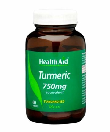 Health Aid Turmeric tablets