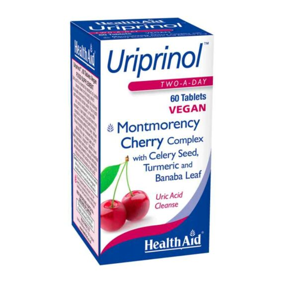 Health Aid Uriprinol tablets