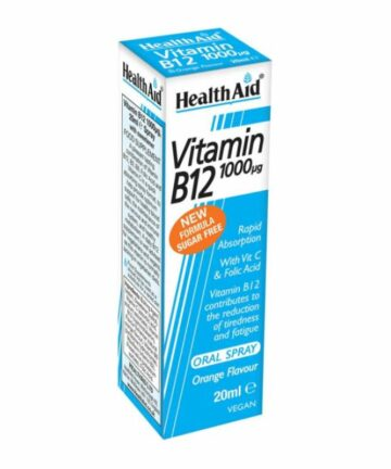 Health Aid Vitamin B12 spray