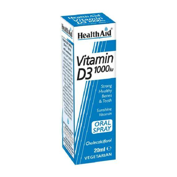 Health Aid Vitamin D3 spray