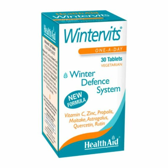 Health Aid Wintervits tablets