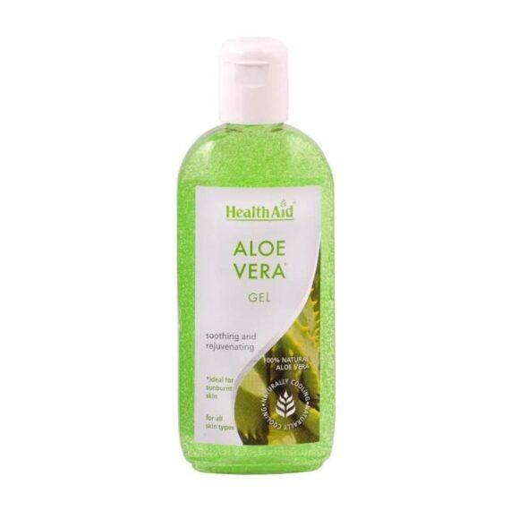 Health Aid Aloe Vera gel 50ml