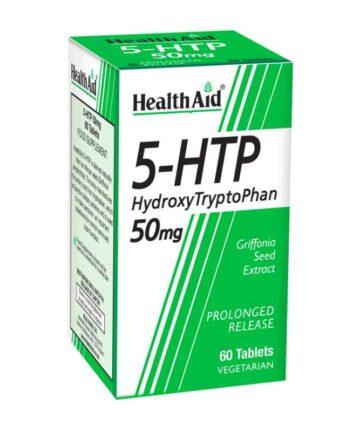 Healtj Aid 5 Hydroxy Tryptophan tablets