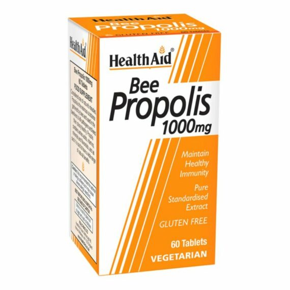 Health Aid Bee Propolis 1000mg