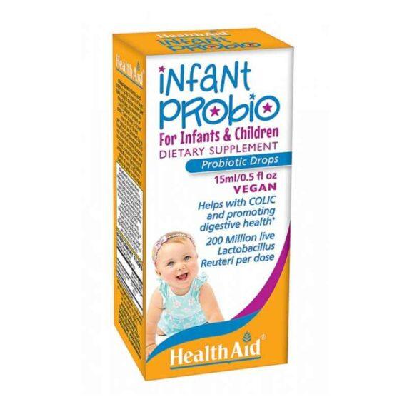 Health Aid InfantProbio baby drops