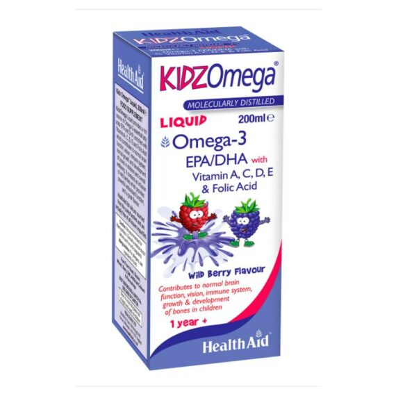 Health Aid Kidz Omega sirup